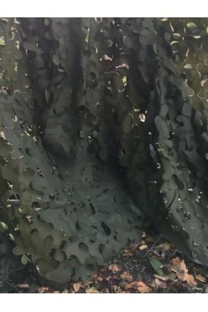 Сетка маскировочная с основой